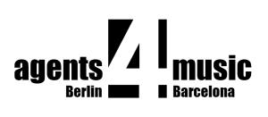 Logo A4M 2008 black neu